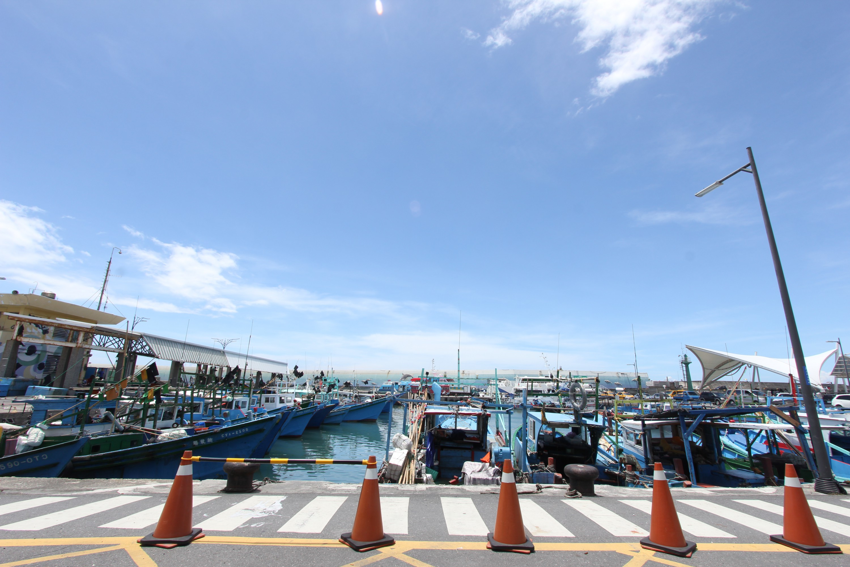 台東景點富岡漁港